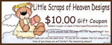 $10.00 Gift Coupon