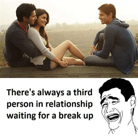 Third Person In A Relationship Quotes