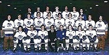 Cleveland Crusaders team photo