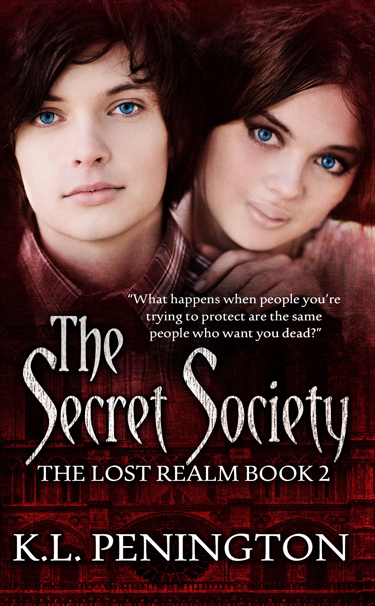 Cover- The Secret Society