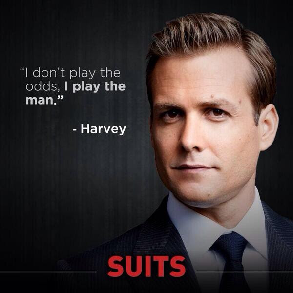 18 of the BEST Harvey Specter Quotes from Suits