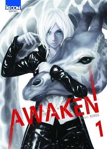 Couverture Awaken, tome 1