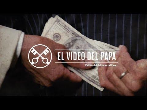 Intención de oración del Papa: Di NO a la corrupción