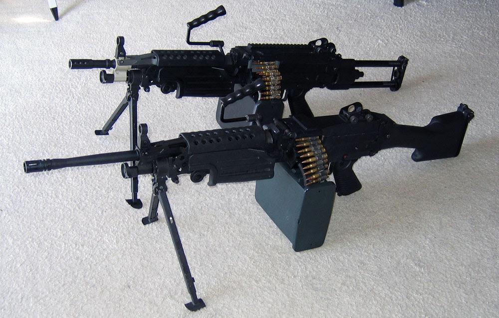 CA M249 MK2 / Colin's Corner