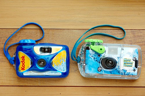 Tale of Two Cameras