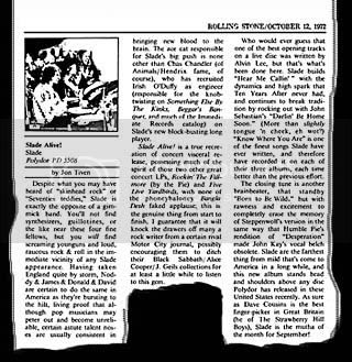 Slade,US,1972,Rolling Stone
