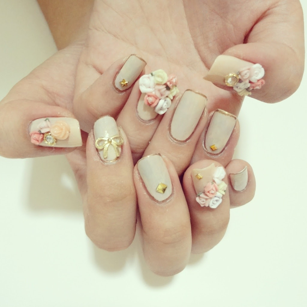 Nail Art Designs Japanese Hession Hairdressing