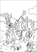920 Coloring Pages Bugs Bunny Images & Pictures In HD