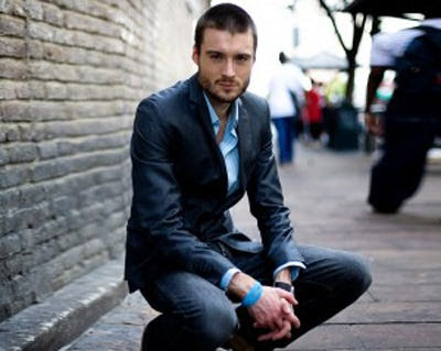 Pete Cashmore, Founder & CEO of Mashable