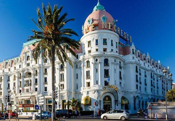 Hotels In Nice France Near The Beach