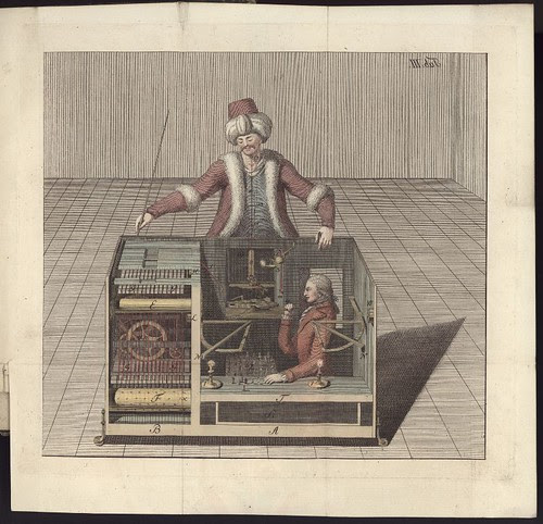 Kempelen's automaton