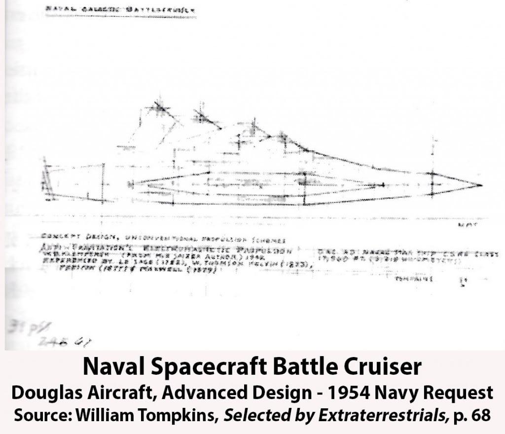 Naval Spacecraft Battlecruiser