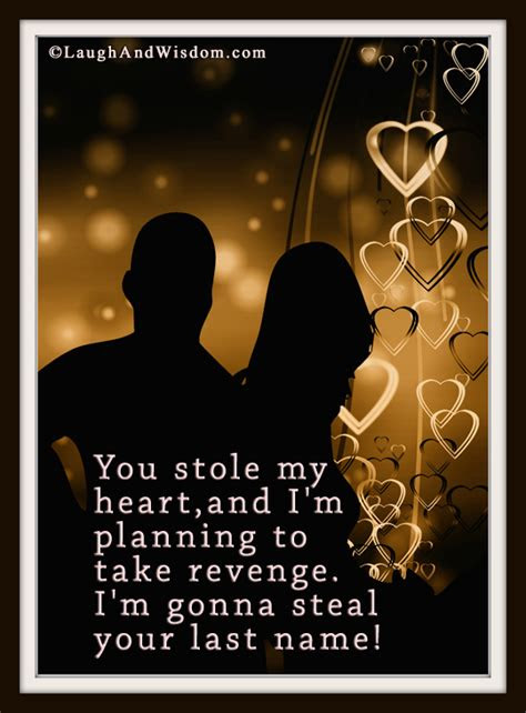 You Steal My Heart Quotes