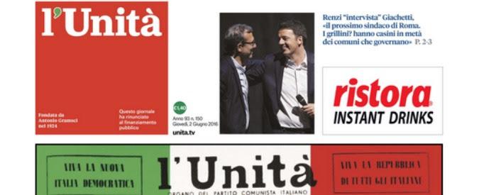 """L'Unità, redazione in sciopero: """"Clima avvelenato, l'ad ha minacciato i rappresentanti sindacali dei giornalisti"""""""