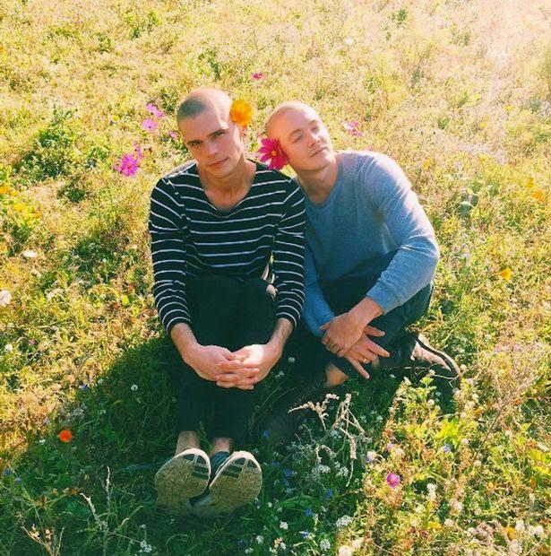 Sam and his boyfriend