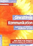 Cover Buch Gewaltfreie Kommunikation