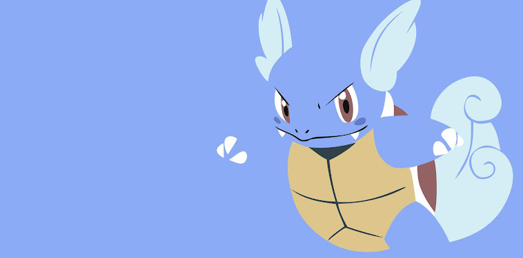 Wartortle Wallpaper