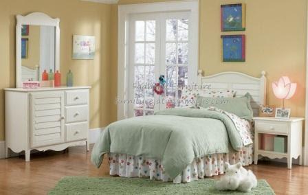 set kamar anak tirai kamar set minimalis jual kamar set