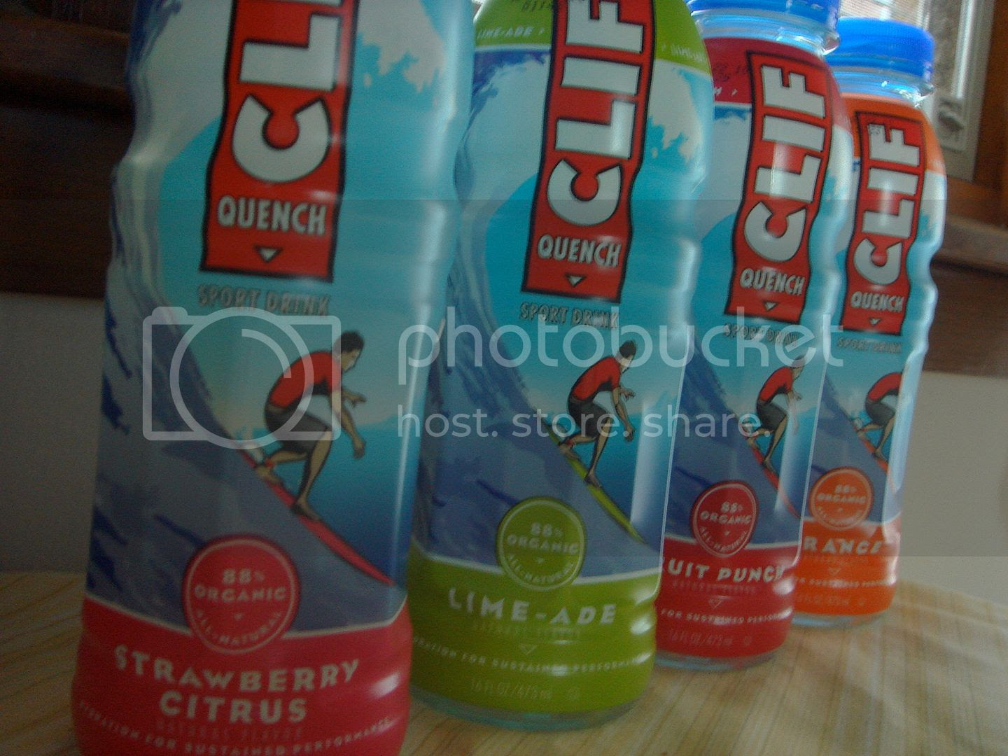 Clif Quench