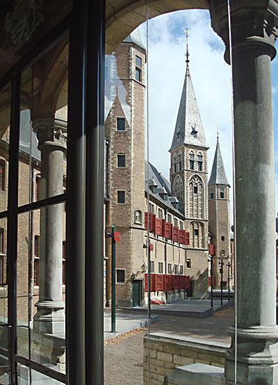 expo Robert Schilder Museumplein, Middelburg
