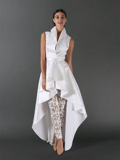 Randi Rahm Fall 2017 Collection: Bridal Fashion Week Photos