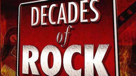 classic rock decades