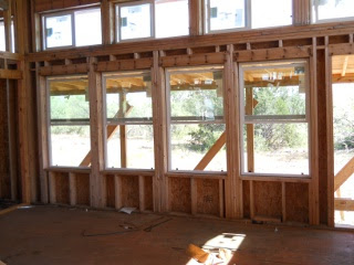 House Bedroom Windows Installed
