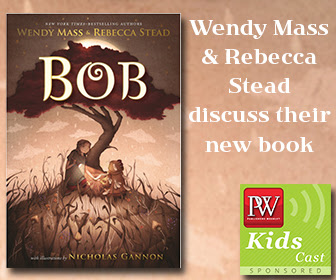 PW KidsCast: A Conversation with Wendy Mass & Rebecca Stead