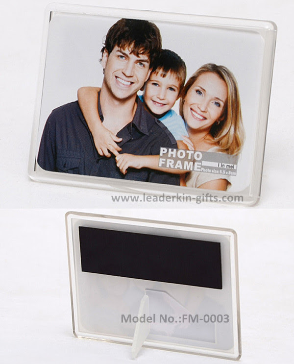 Cheap Blank Fridge Magnets Wholesale Clear Acrylic Photo Frame