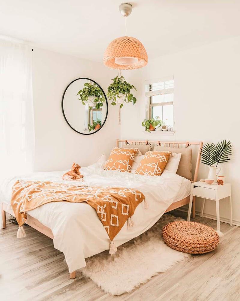 Boho Bedroom Simple