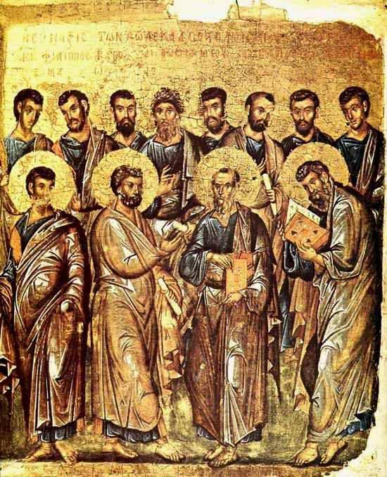Αποτέλεσμα εικόνας για εορτη αγιων αποστολων