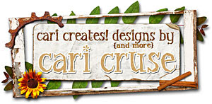 CariCreates! Designs by Cari Cruse