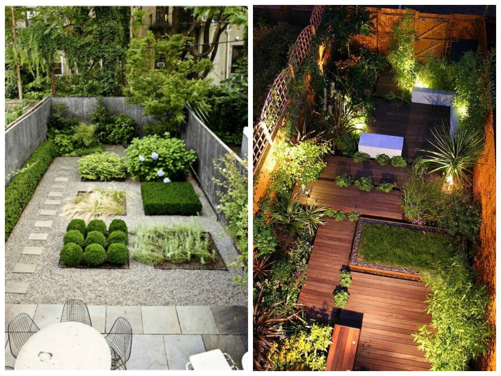 Deco Petite Terrasse Exterieur idee amenagement grand jardin