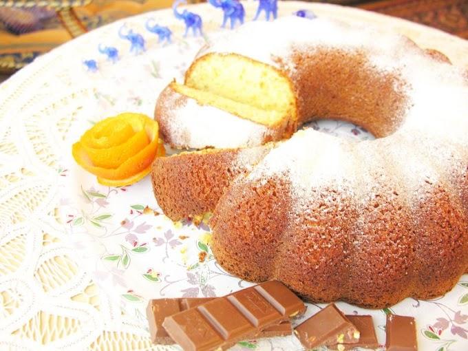 Portakallı Kek (2)