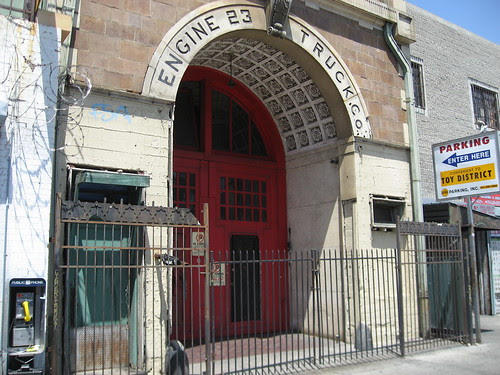 Fire Station No. 23