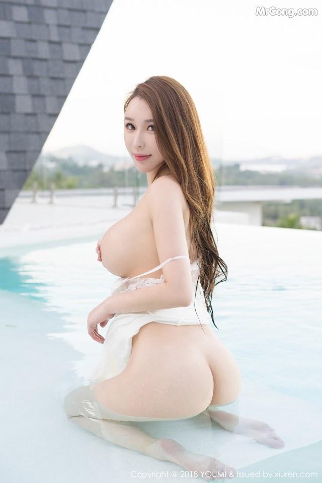 YouMi Vol.148: Người mẫu Egg-尤妮丝 (45 ảnh) - Page 3 of 5