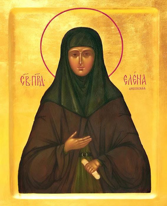 IMG ST. HELEN, Manturova, Nun of Diveyevo