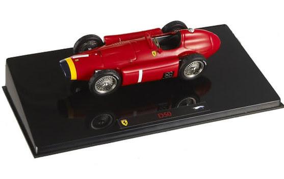 1/43 Elite Collection, Limited Edition Ferrari D50 1956. Model: P9947