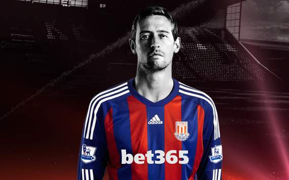 Stoke City: Away Jersey 2012-2013