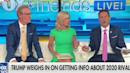 'Fox & Friends' Host Brian Kilmeade Attacks Trump for Saying He Would Take Foreign Intel
