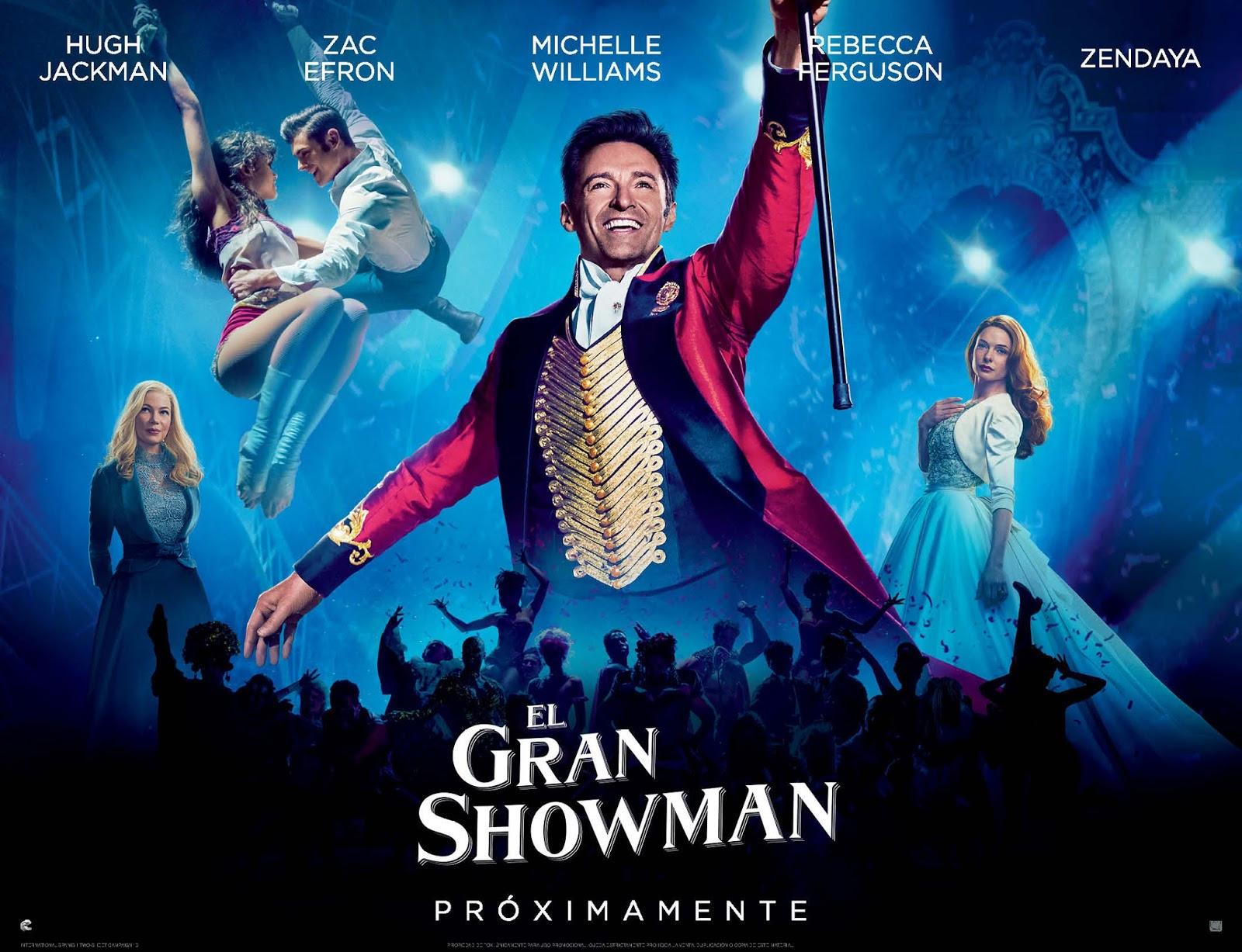 Resultado de imagen de el gran showman