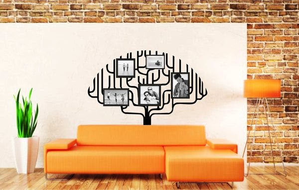 Beautiful Large Size Family Tree Vinyl Decal Frames Sold