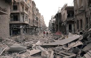 regime policy in aleppo