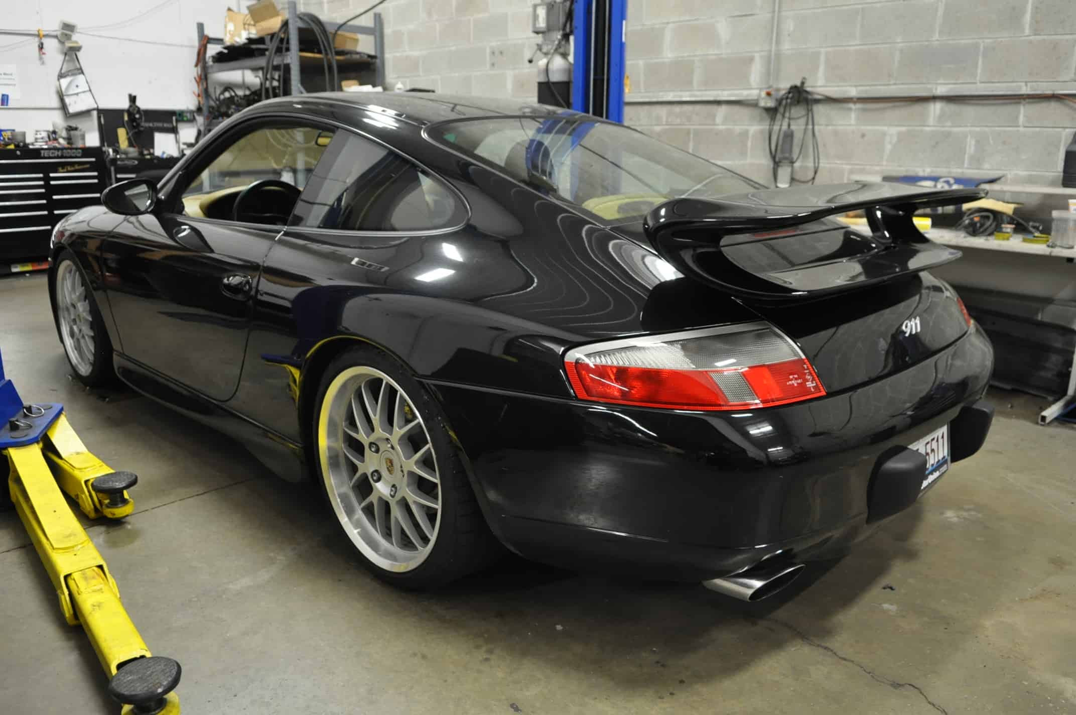 Porsche Ims Bearing Intermediate Shaft Identifying The