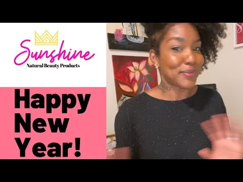 Happy New Year! It's Time to ROCK Our Kinky Curly Afro Crowns