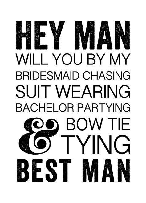 Print   Fun will you be my groomsmen Free Printable