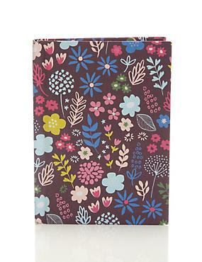 Fresh Floral A7 Notebook