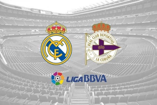 Image result for Real Madrid vs Deportivo La Coruna