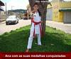 Karateca de Itupeva fecha o ano conquistando duas medalhas de ouro em Louveira