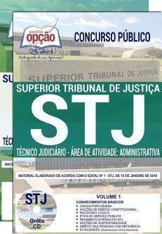 TÉCNICO JUDICIÁRIO - ÁREA DE ATIVIDADE: ADMINISTRATIVA